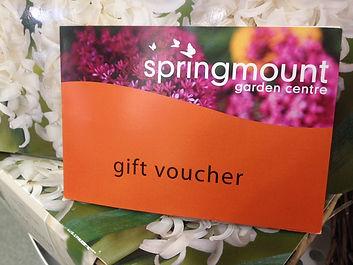 Springmount Garden Gift Card