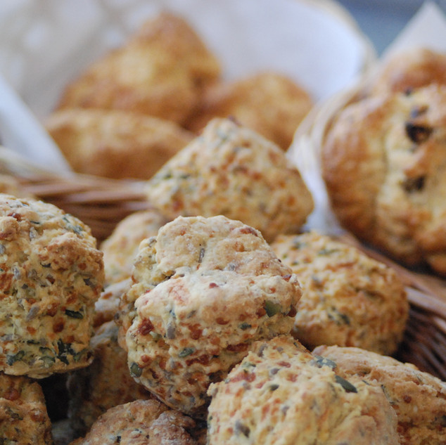 Greenhouse Scone Selection