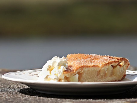 Recipe: Apple Tart from the Kitchen Garden