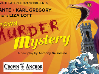 The Provincetown Murder Mystery
