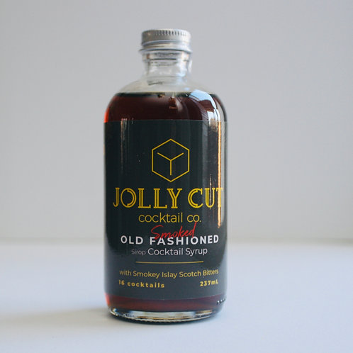 Smoked Old Fashioned Syrup