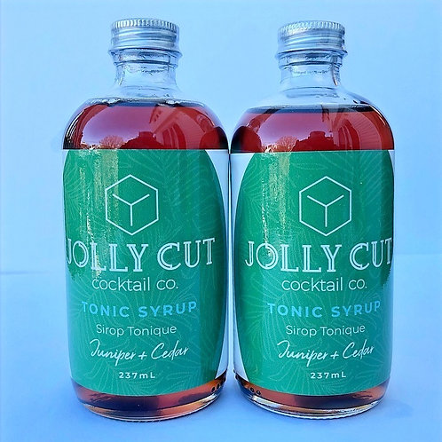 2-Pack Juniper & Cedar Tonic Syrup