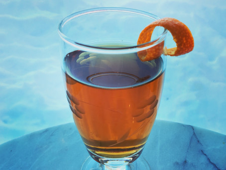 A Perfect Hot Toddy
