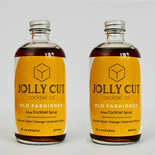 2-Pack Old Fashioned Syrup