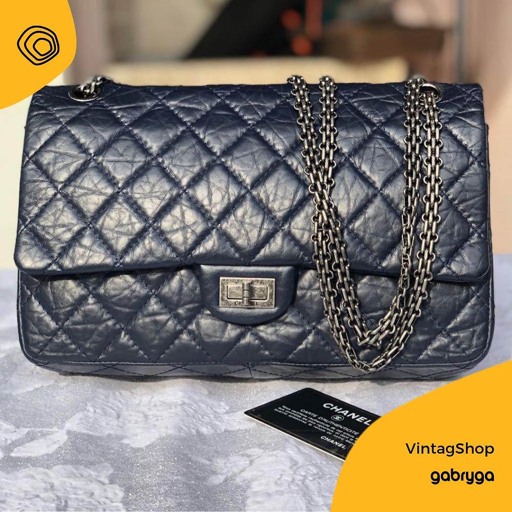 chanel bag 2.55 luxury vintage icon