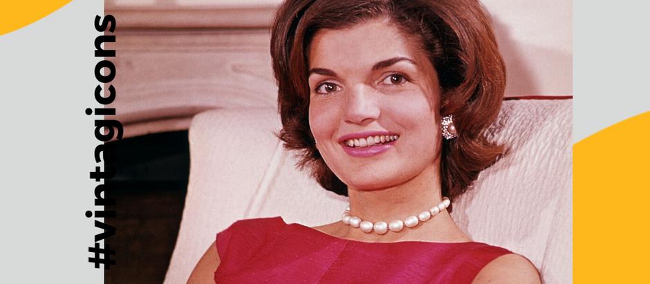 La first lady dallo stile unico: Jackie Kennedy Onassis