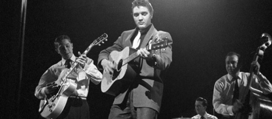 Elvis: l'inizio della leggenda
