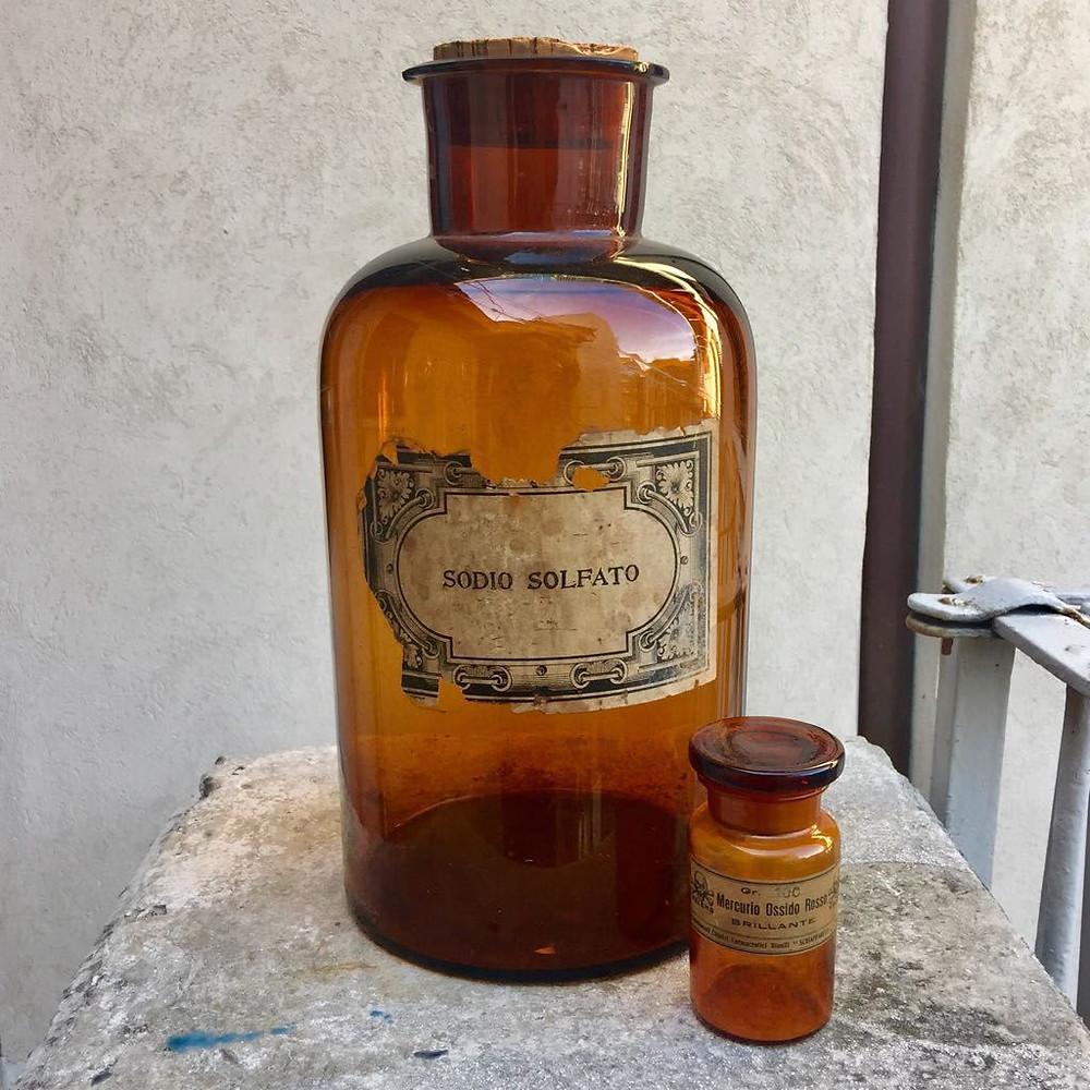 vaso farmacia