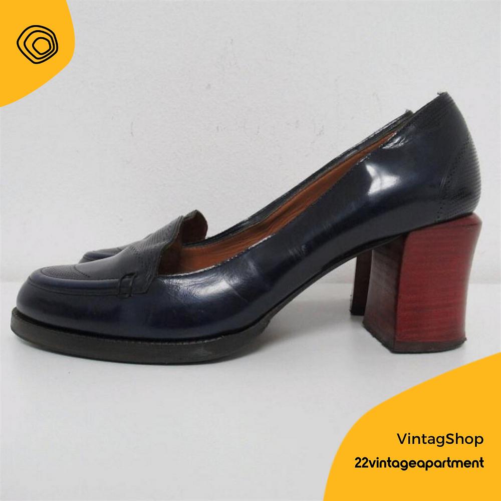 fendi, vintage, scarpe vintage, vintag