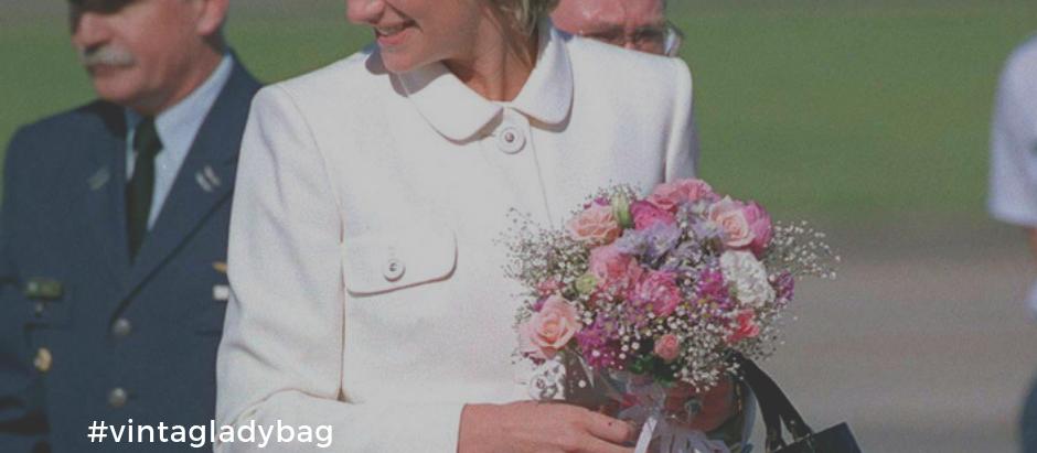 La borsa preferita da Lady Diana: Lady Dior