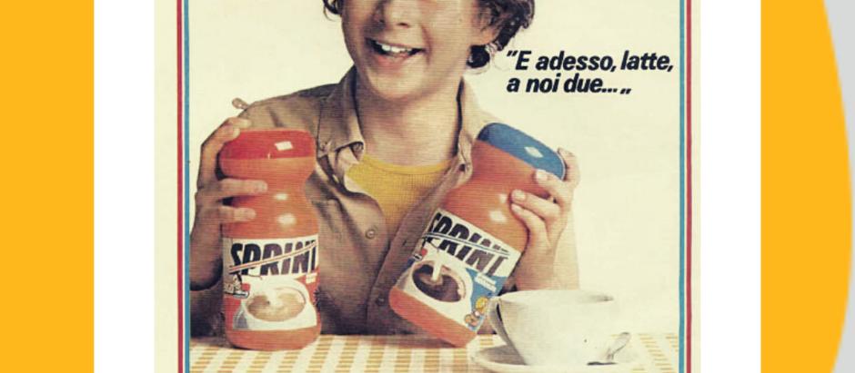 Sprint, la bevanda al cacao