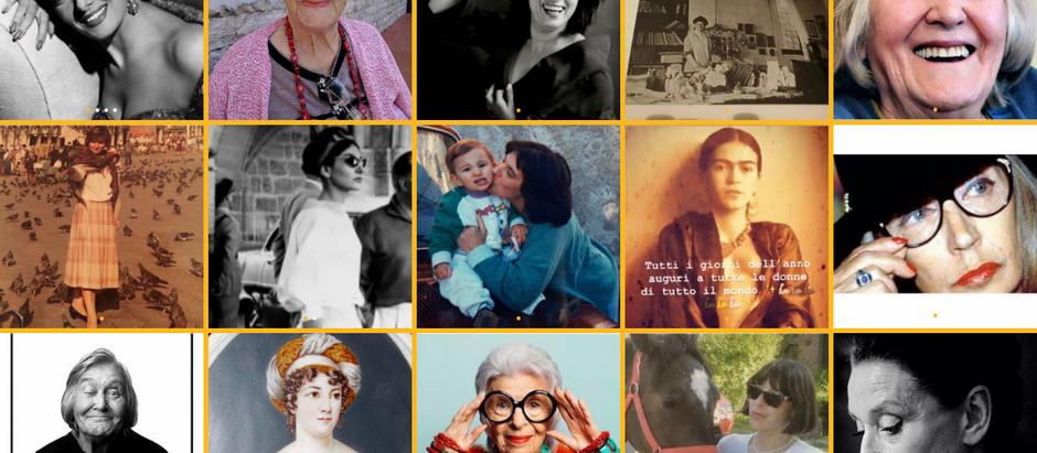 Ecco le nostre #vintagwomen