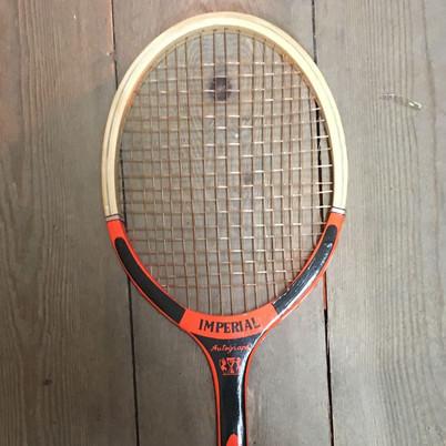 racchette tennis vintage
