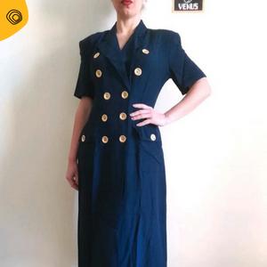 vestito blazer vintage