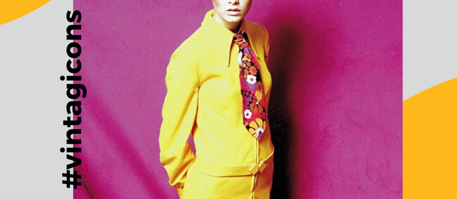 Twiggy, il volto degli Swinging Sixties