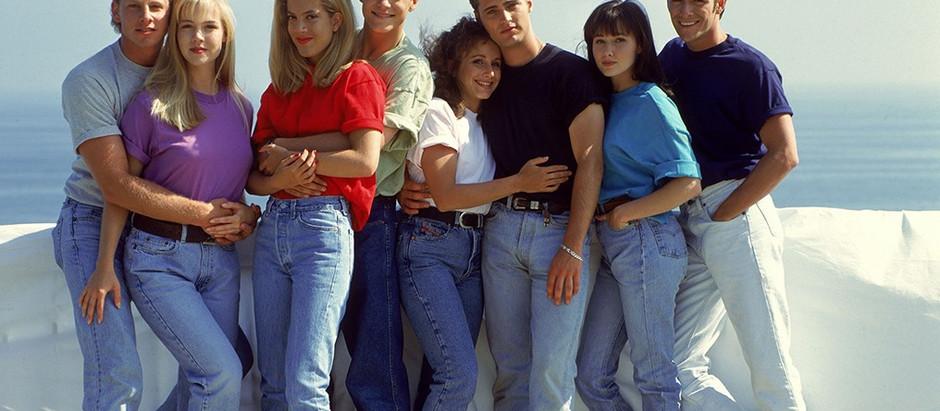 La moda ai tempi di Beverly Hills 90210