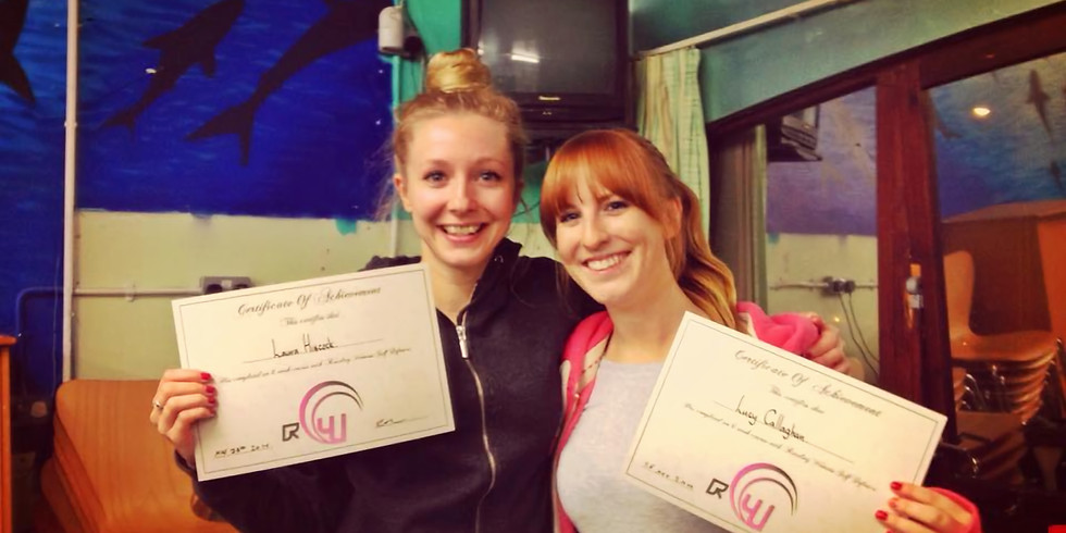 Eight Week Self Defence Course