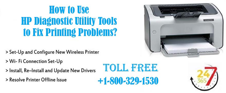 How to Use HP Diagnostic Utility Tools t