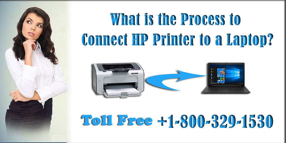 What is the Process to Connect HP Printe