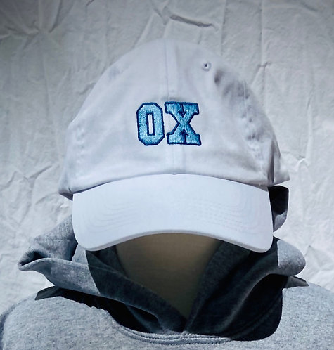 OX CAP WHITE