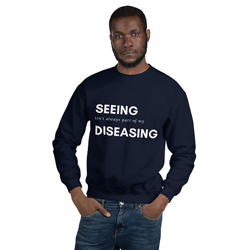 Diseaseing Unisex Sweatshirt