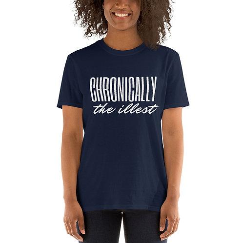 Illest in White Short-Sleeve Unisex T-Shirt