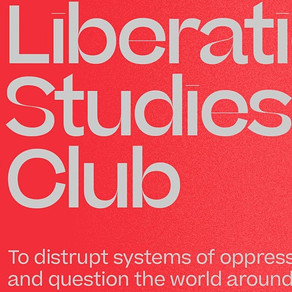 Event - Intervention- Liberation Studies Book Club