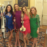 Electric String Quartet for all your corporate events, private parties and weddings