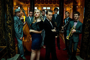 Gatsby Style Jazz Band pour tous vos events