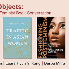 Event- Difficult Objects: A Transnational Book Conversation