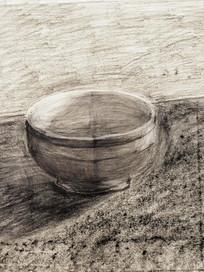 Still life, bowl