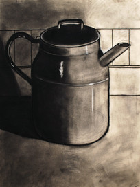 Untitled (pitcher)