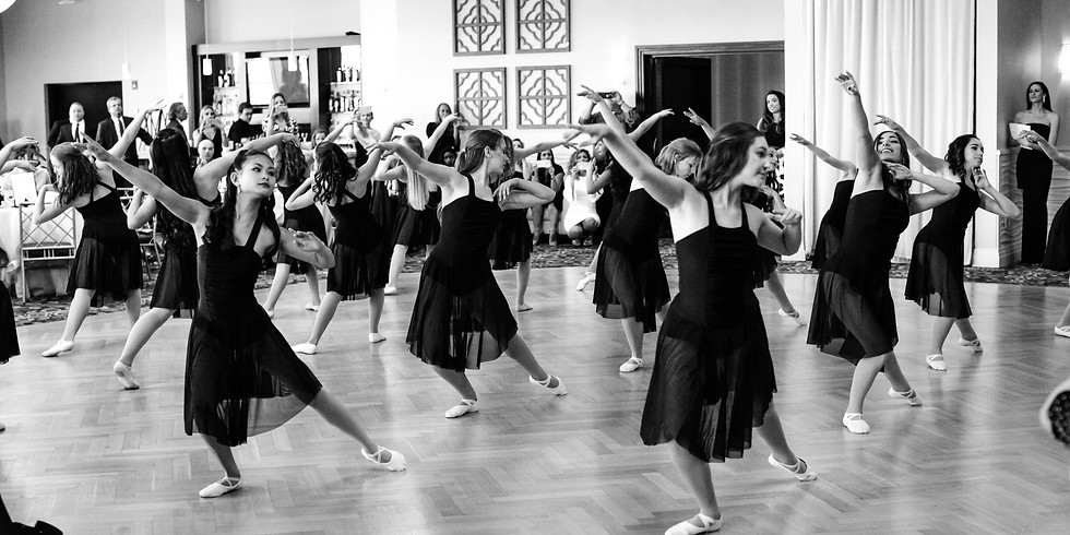 Peconic Ballet Foundation Black & White Gala