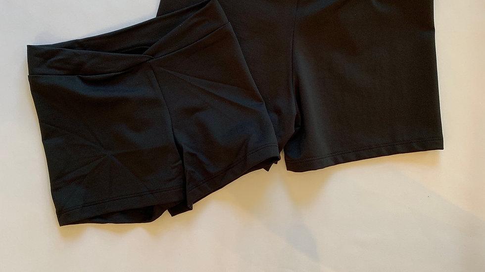 Black Jazz Shorts (Children & Adults)
