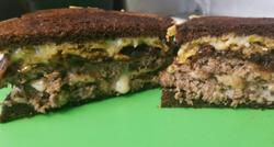 Patty Melt - Main Street Melts Food