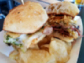 The McBride - It's brisket and bacon nuff said, Main Street Melts, Vancouver, Washington
