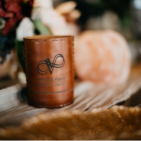 Custom Leather Branding