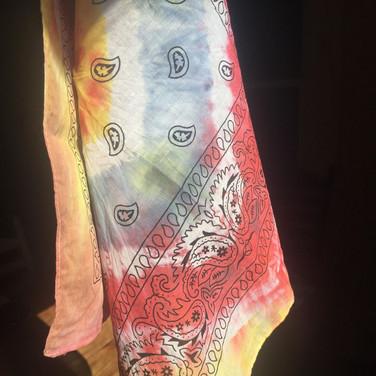 Tie Dye Stations