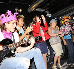 Corporate Rock Stars - Perform with Live Band - Corporate Team Building Event with Live Music in Austin Texas