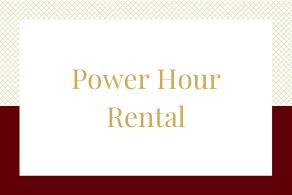 Power Hour Rental