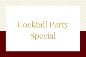 Cocktail Party Special