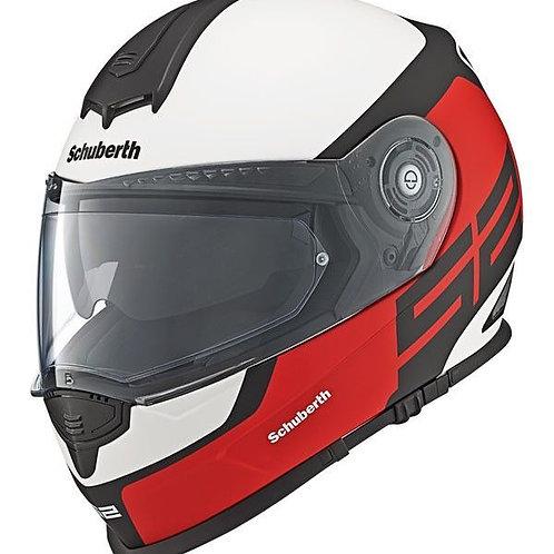 Schuberth S2 Sport Elite Red