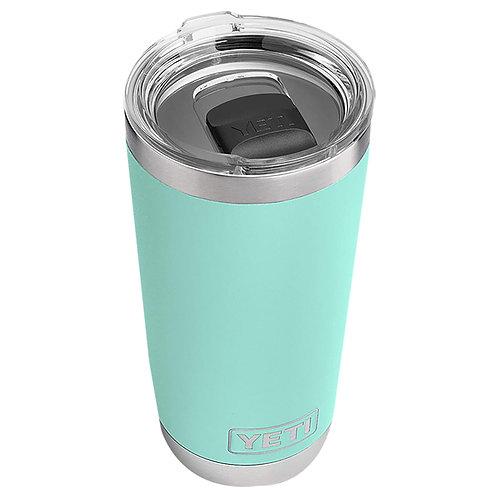 YETI Rambler - Vaso Aislado al aspiradora con Tapa, Acero Inoxidable, 50 ml