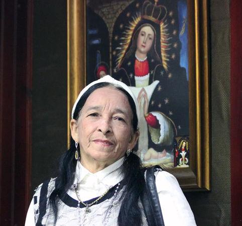 Entrevista a Monsa Guzmán