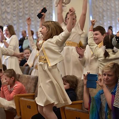 V Детско-юношеский хоровой чемпионат мира