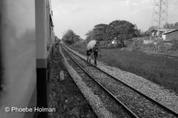 Walking the colonial tracks