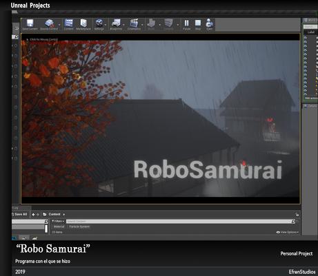 Robo Samurai