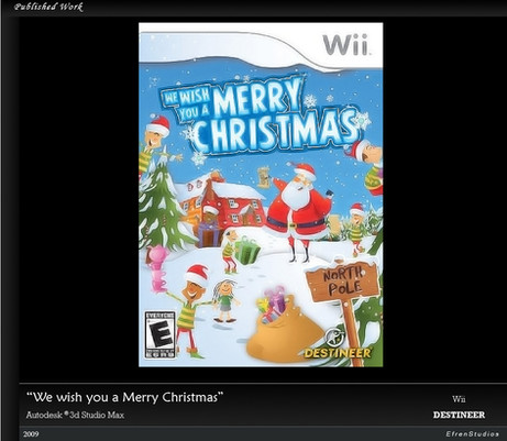 We Wish you a Merry Christmas (Wii)