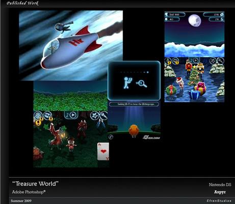 Treasure World (Nintendo DS),
