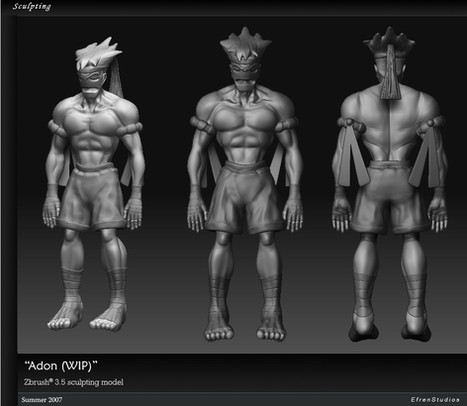 Adon Project Wip